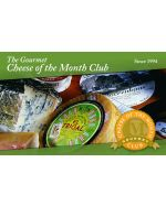 The Gourmet Cheese of the Month Club Gift Card