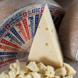 Appenzeller Classic Tasting Notes Gourmet Cheese Of The