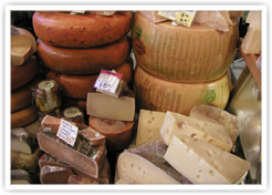 Hand-Crafted, Aged Cheeses at Zingerman's